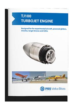 TJ100 TURBOJET ENGINE