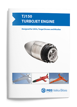 TJ150 TURBOJET ENGINE